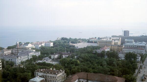 Центральная часть города Ульяновска. Архивное фото