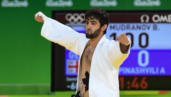 Беслан Мудранов на Олимпиаде-2016