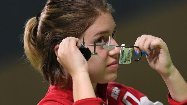 Олимпиада 2016. Стрельба. Женщины. Трап и пневматический пистолет