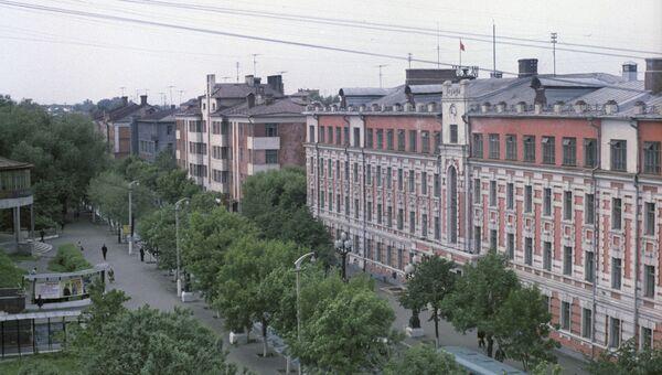 Орехово-Зуево. Архивное фото