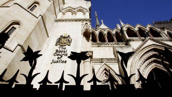 Здание Высокого суда Лондона. 2004 год