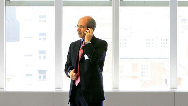 Международный финансист и инвестор Уильям Браудер.Архивное фото