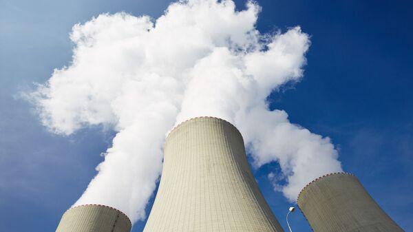 Атомная электростанция. Архивное фото