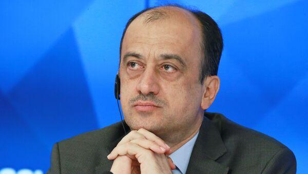 Турецкий посол в Москве Умит Ярдым. Архивное фото