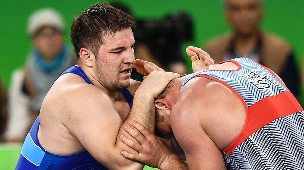 Олимпиада 2016. Греко-римская борьба. Второй день