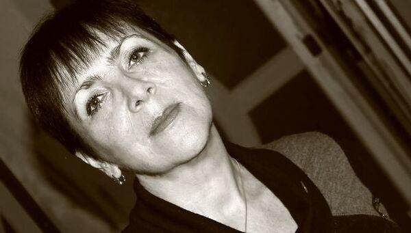 Блогер и активист Мирослава Бердник