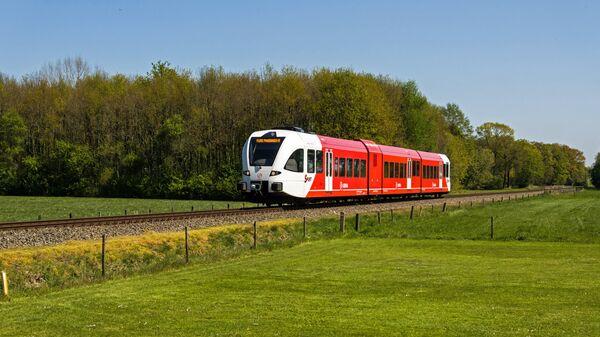 Региональный поезд TER во Франции