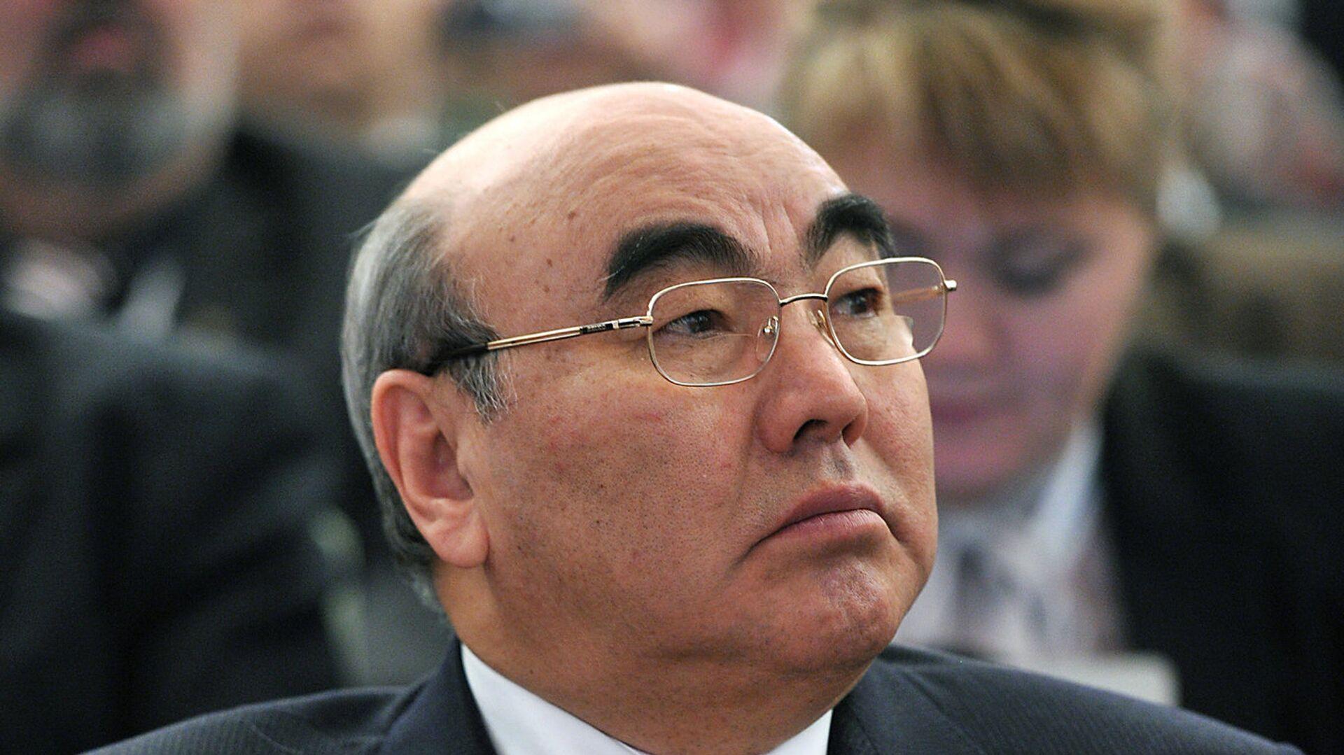 Бывший президент Киргизии Аскар Акаев - РИА Новости, 1920, 02.08.2021