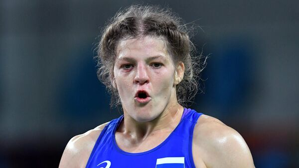 Олимпиада 2016. Вольная борьба. Женщины. Второй день