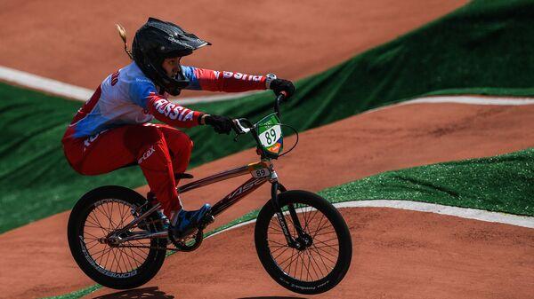 Олимпиада 2016. BMX. Финалы