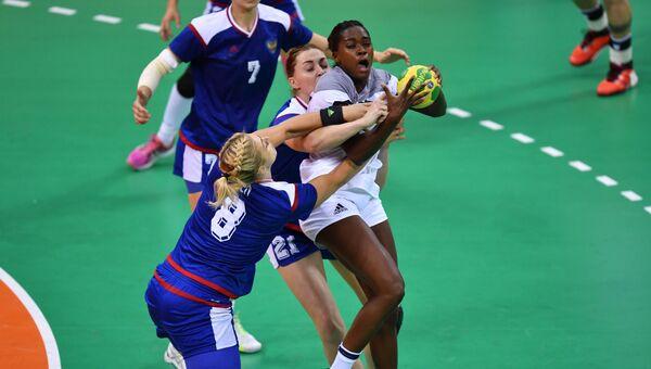 Олимпиада 2016. Гандбол. Женщины. Финал