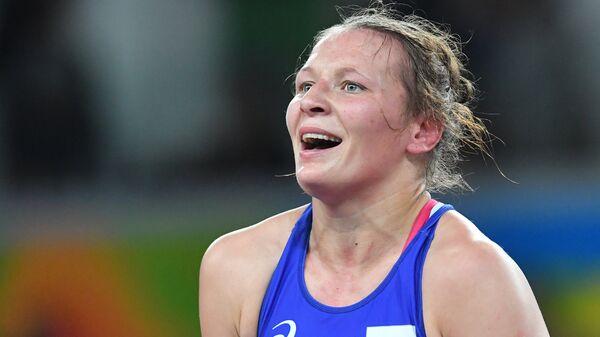 Инна Тражукова на XXXI летних Олимпийских играх. Архивное фото