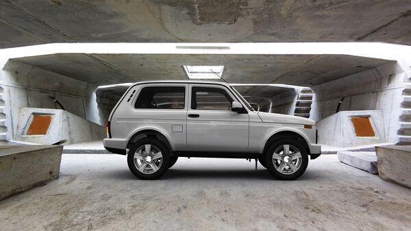 Автомобиль Lada 4x4
