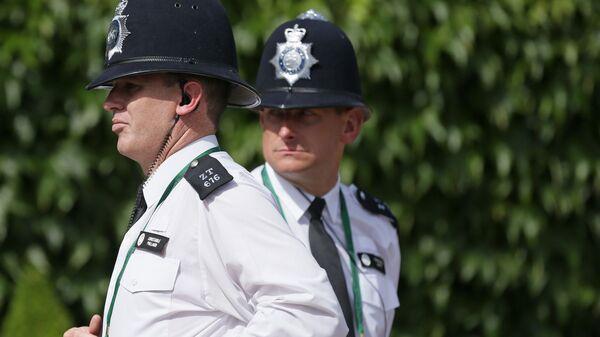 Сотрудники полиции Лондона. Архивное фото