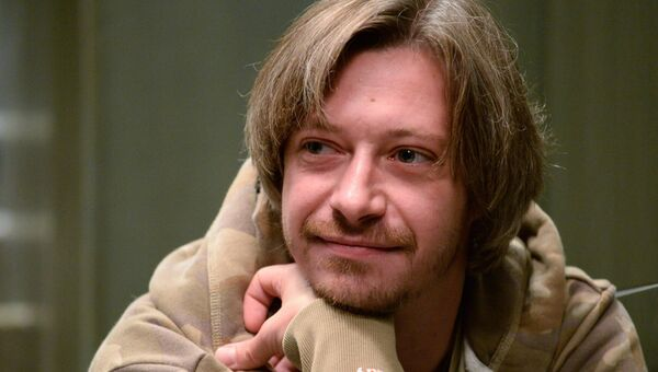 Актер Кирилл Пирогов. Аррхивное фото