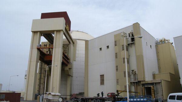 Атомная электростанция в Бушере (Иран)