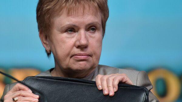 Пресс-конференция ЦИК Белоруссии по итогам президентских выборов