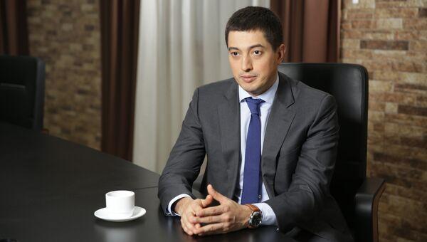 Генеральный директор Интер РАО - Управление электрогенерацией Тимур Липатов. Архивное фото