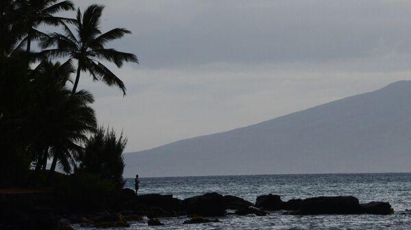 Гавайский архипелаг. Архивное фото