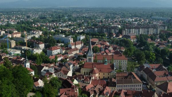 Города мира. Любляна