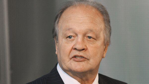 Генеральный директор Росгосцирка, народный артист СССР и России Мстислав Запашный. Архивное фото