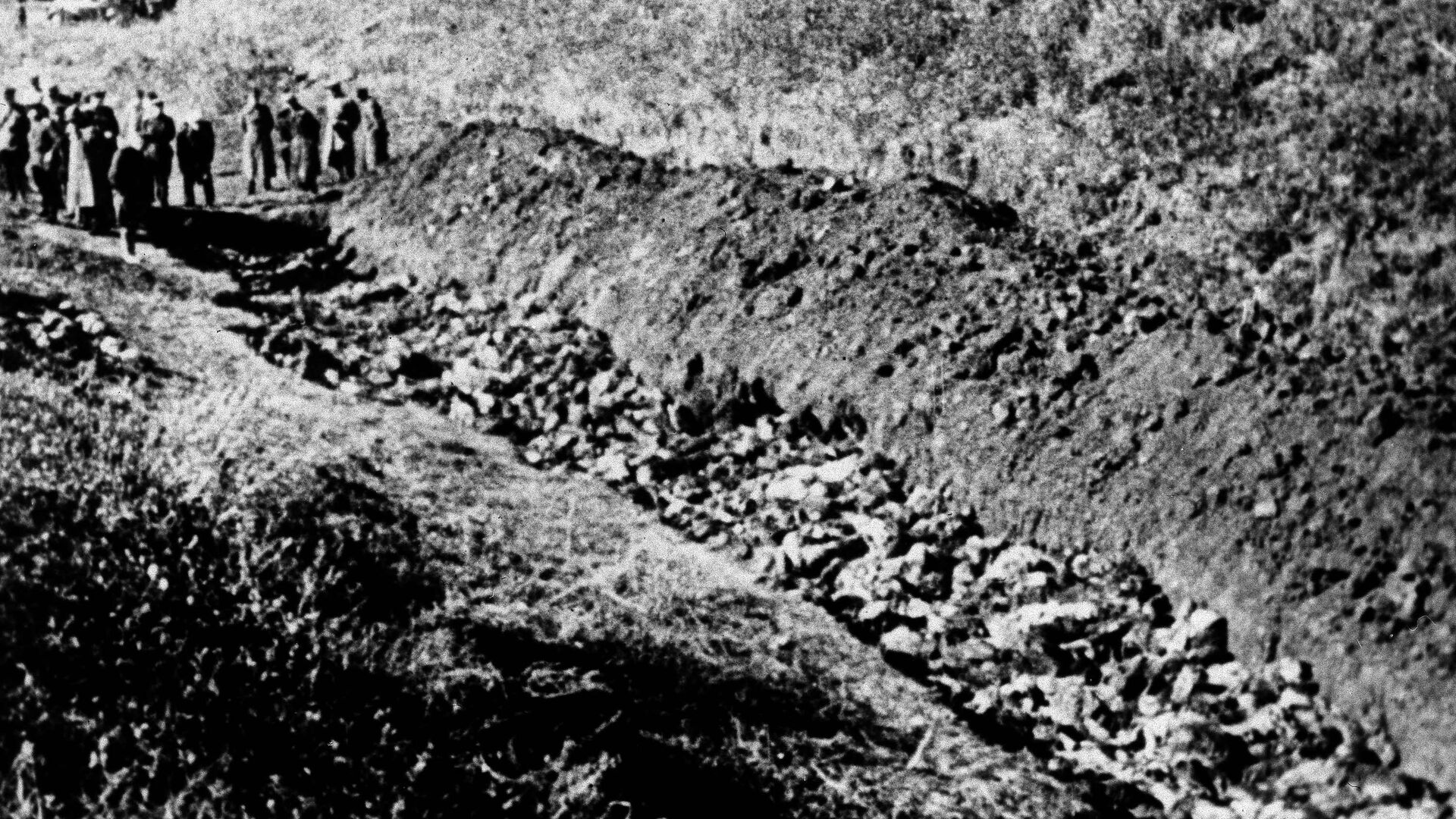 Бабий Яр. 1944 год  - РИА Новости, 1920, 06.10.2021