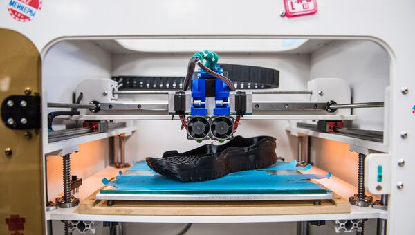МИСиС распечатал на 3D-принтере кроссовки с охлаждаемой подошвой