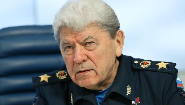 Герой России, генерал армии Петр Дейнекин. Архивное фото