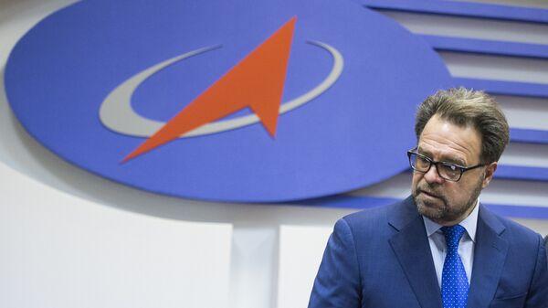 Генеральный директор РКК Энергия Владимир Солнцев. Архивное фото