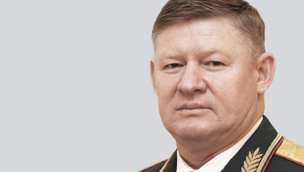 Генерал-полковник Андрей Сердюков
