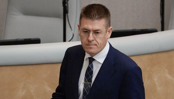 Первый заместитель министра культуры РФ Владимир Аристархов. Архивное фото
