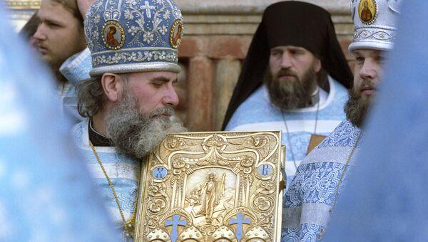 Богослужение в честь праздника Покрова Пресвятой Богородицы