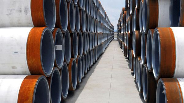 Трубы для строительства Турецкого потока