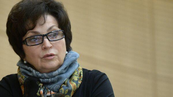 Член комитета Совета Федерации РФ Екатерина Лахова