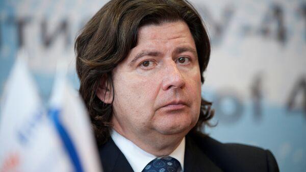Вице-президент по энергетике, локализации и инновациям ПАО НК Роснефть Андрей Шишкин