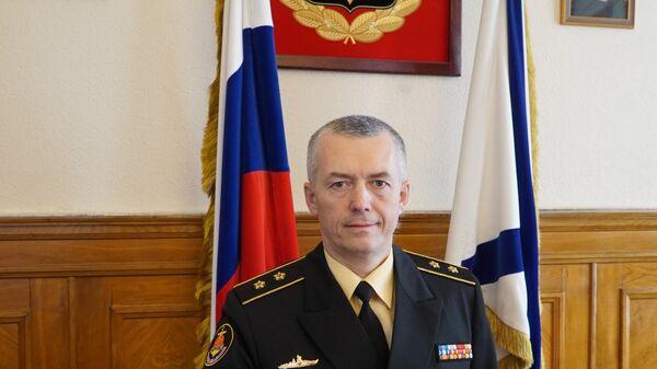 Командующий Балтийским флотом вице-адмирал Александр Носатов