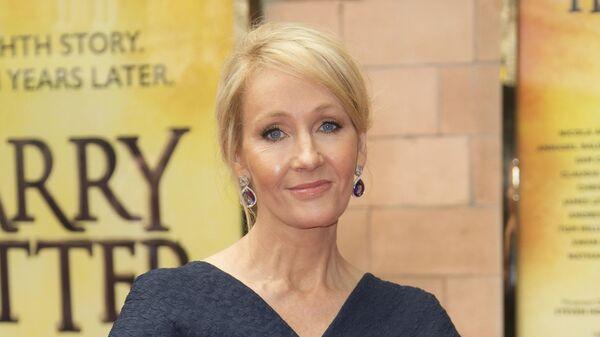 Автор книг о Гарри Поттере британская писательница Джоан Роулинг