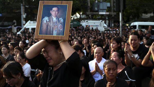 День траура в Таиланде