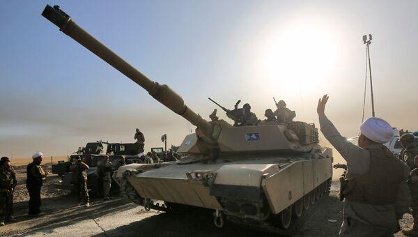 Наступление правительственных сил на Мосул в Ираке. Архивное фото