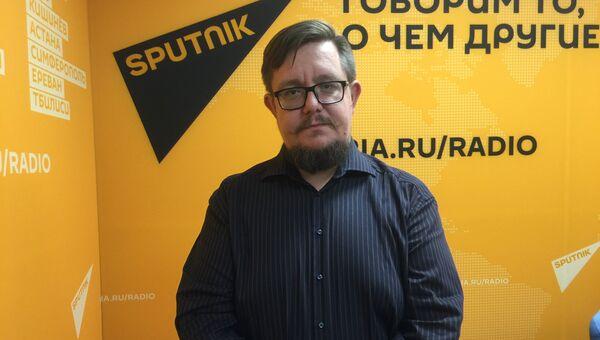 Александр Асафов, политолог