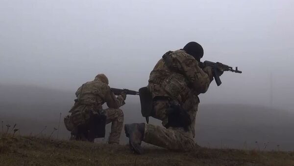 Антитеррористическая операция в Дагестане. Архивное фото