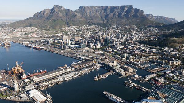 Ситуация в ЮАР. Архивное фото