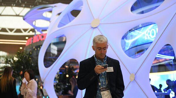 На форуме Открытые инновации - 2016 в Сколково