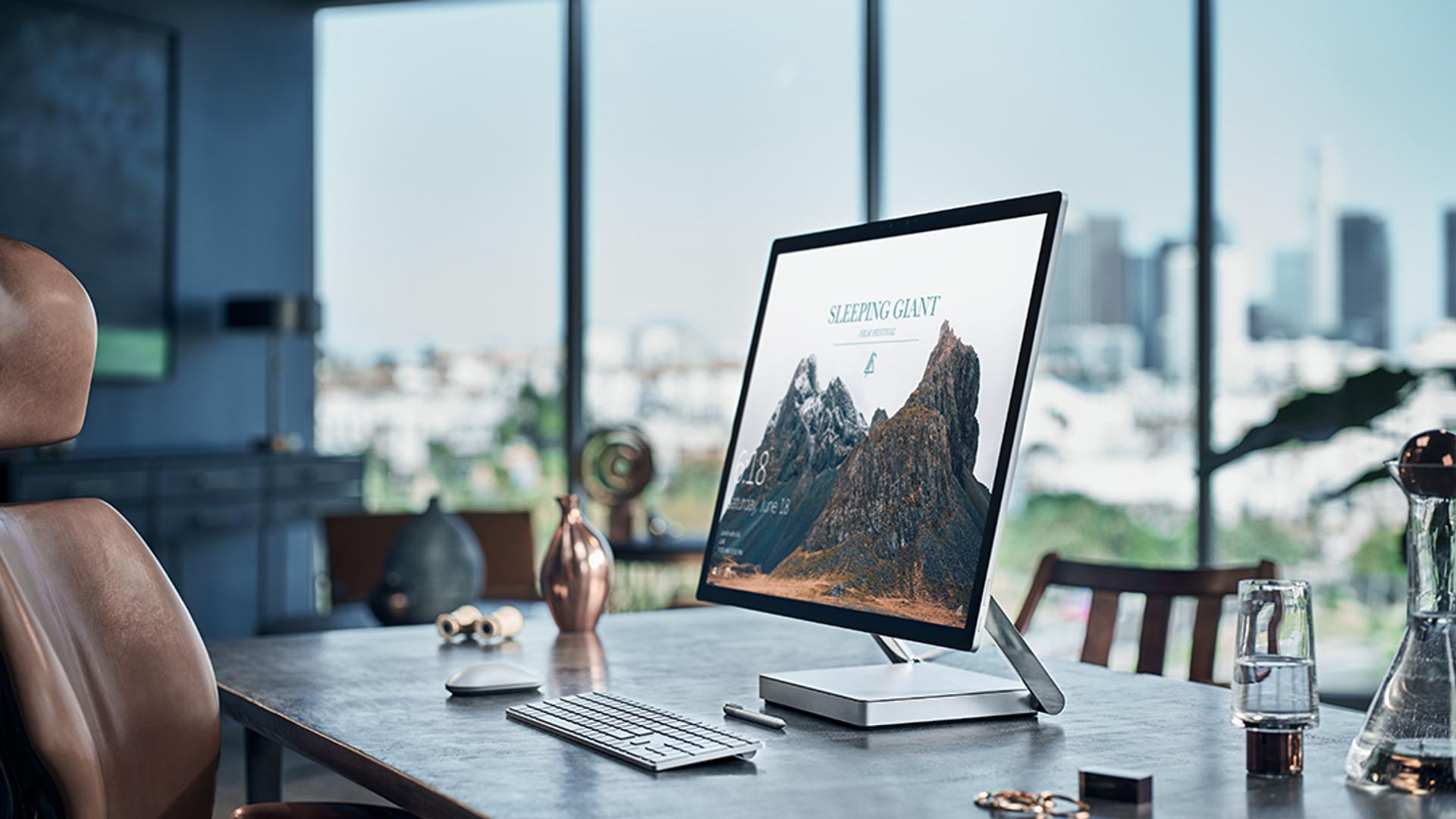 Моноблок Microsoft Surface Studio - РИА Новости, 1920, 26.05.2021