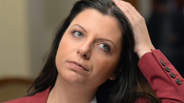 Маргарита Симоньян. Архивное фото