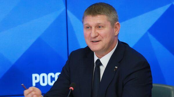Депутат Государственной Думы РФ Михаил Шеремет