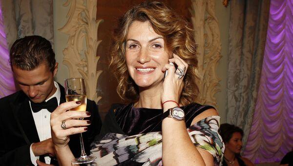 Глава банка БКФ Ольга Миримская. Архивное фото