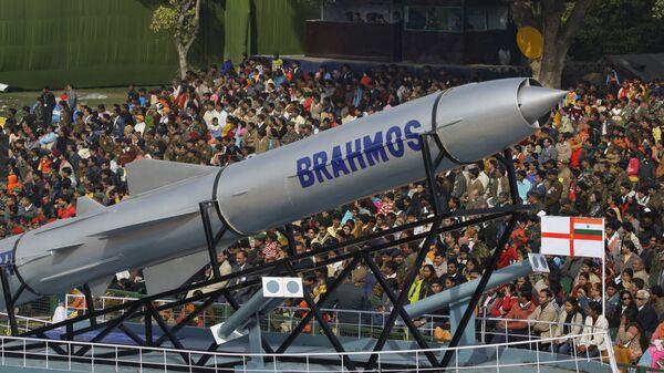 Крылатая ракета Брамос