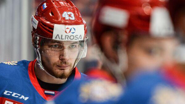 Игрок сборной России Валерий Ничушкин. Архивное фото
