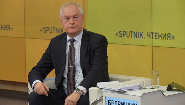 Александр Бедрицкий. Архивное фото